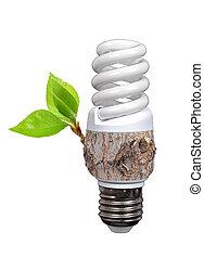 Energy saving eco lamp
