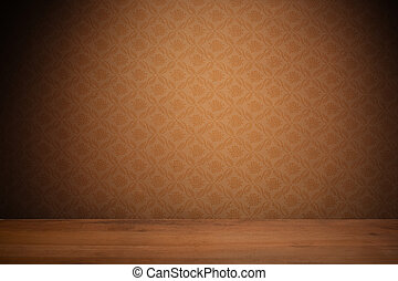 Vintage Textured Background - Vintage textured brown...