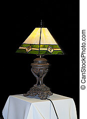 Lamp - tiffany lamp