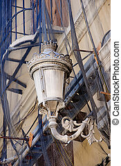 lamppost - old lamppost