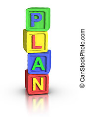 Play Blocks : PLAN
