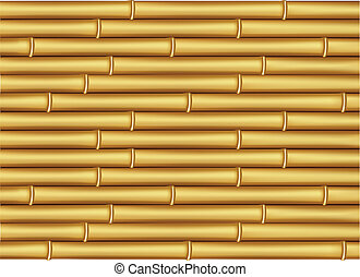bamboo background - Vector images bamboo textured