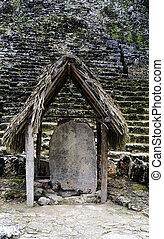 Coba Mayan Ruins in Mexico