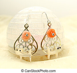 Ear rings ornaments
