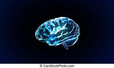 blue crystal brain still render