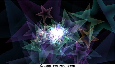 Star particles