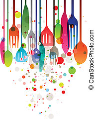 Happy Feast - Beautiful vector illustration with...