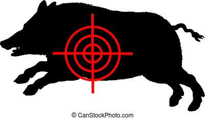 Boar crosslines