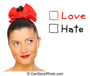 Love or hate?