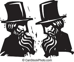 Top Hat Men
