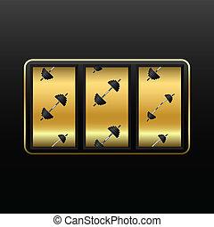 weights slot machine