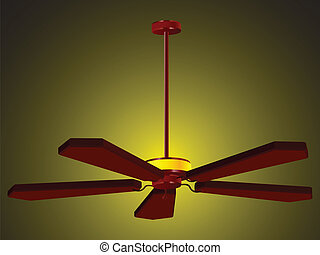 ceiling fan lamp