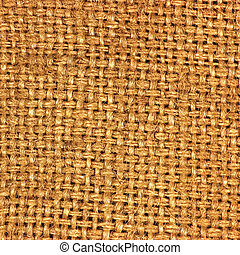 Natural textured burlap hessian texture coffee sack -...