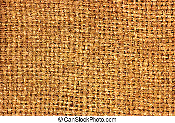 Natural textured burlap sackcloth hessian texture coffee...