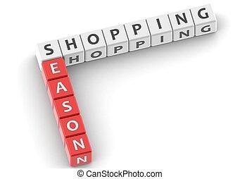 Buzzwords: Shopping season