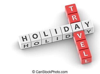 Buzzwords: holiday season