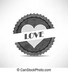 Årgång, Etiketter, kärlek,  retro