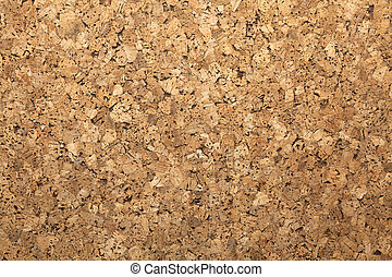 cork surface