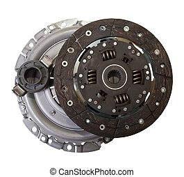 automotive engine clutch