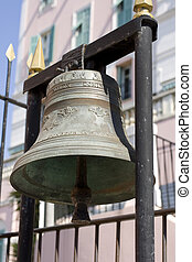 Bell - Photo of a iron Bell