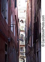 Calle Venice, Alley in Venice