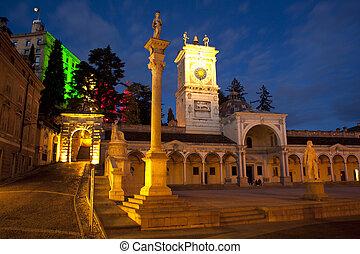 Piazza Libertà, Udine - View of Piazza Libertà, Udine -...
