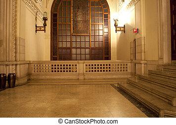 Sala della Loggia del Lionello, Udine - Italy