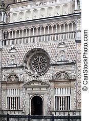 Basilica di Santa Maria Maggiore Bergamo Alta, Italy