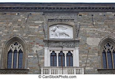 Palazzo della Ragione, Bergamo Alta - Italy