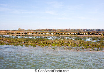 Grado lagoon, Friuli Venezia giulia - Italy