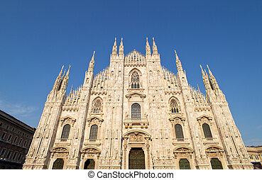 Duomo di Milano - Milan cathedral, Italy
