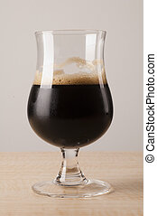 Stout in Proper Glass
