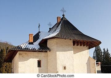 Pangrati Monastery, Piatra Neamt
