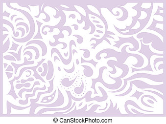 Lavender gentle romantic background may be used as...