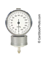 Old blood pressure