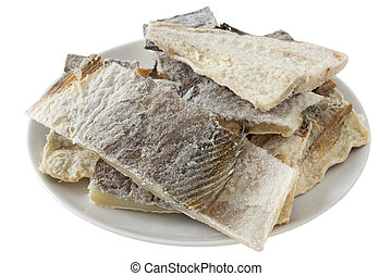salted codfish
