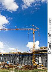 足球, 建設, 站點, 體育場