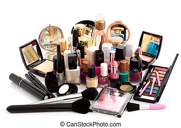 cosmetic collection - big cosmetic collection of lot of...