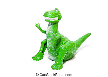 juguete, Dinosaurio