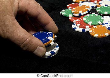 Chips, casino