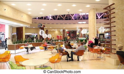 1mall53 - people in a cafe