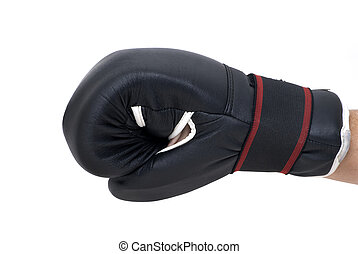 Boxing Glove - boxing glove white background