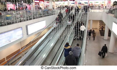 1mall35 - people in a mall