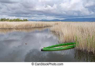 Tablas de Daimiel National Park, Spain - It is a nature...