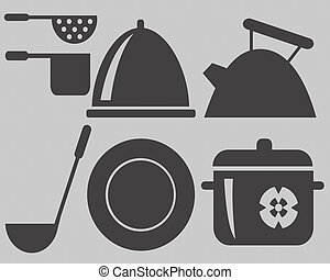 cooking utensils Shapes - cooking utensils shapes -...