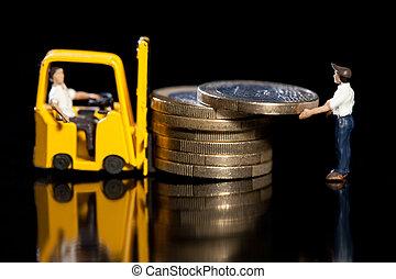 Loading Up Euros