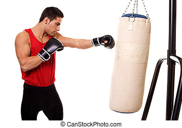 Heavy Bag Workout