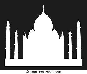 Taj Mahal - one of the world wonder