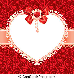 Background on Valentines Day - Valentines Day beautiful...