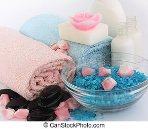 body care and relaxation